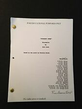 FORREST GUMP Oscar Winning Screenplay by ERIC ROTH Final Shooting Script 12/9/93