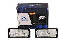 Iluminación de la matrícula LED AUDI a4 s4 rs4 b7 (Limousine, Cabrio y avant) 804