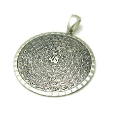 STERLING SILVER RELIGIOUS MUSLIM PENDANT SOLID 925 PE001100 EMPRESS