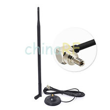 1710-2170Mhz 12DBi 3G antenna for HUAWEI broadband routers CRC9 Plug right angle
