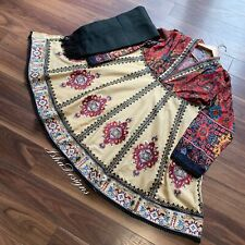 Pakistani Embroidered  Peplum Frock And Trousers latest Design Salwar Kameez