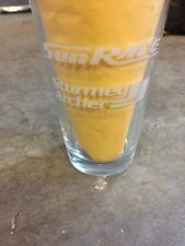 Sun Race Sturmey Archer Bicycle pint glass