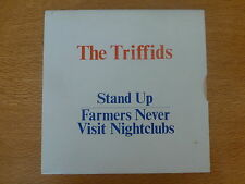 TRIFFIDS STAND UP 1981 single ,go-betweens and blackeyed susans cd singles