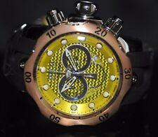 Invicta Rare 6715 Men's Swiss Reserve Venom Chrono Yellow Dial Silicone Watch