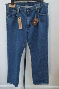 NEW Men's Marlboro Classics LC0383 Slim Regular Denim 100% Cotton Jeans W 40 L32