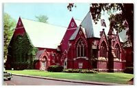 1950s Sage Chapel, Cornell University, Ithaca, NY Postcard