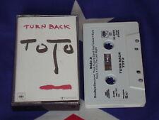 TOTO - turn back  MC 1981