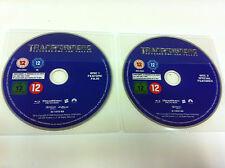 Transformers Revenge of the Fallen BLU-RAY 2 Discos Película de CINE - DISCOS