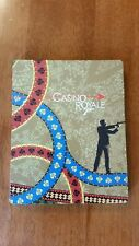 007 Casino Royale Blu-ray Steelbook Best Buy Exclusive + Digital Copy