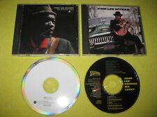 John Lee Hooker Mr Boogie Man & Mr Lucky 2 CD Albums Rock Electric Blues
