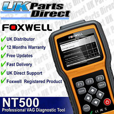 Foxwell NT500 VAG FULL SYSTEM PROFESSIONAL Diagnostic Scan Tool & Reset Tool