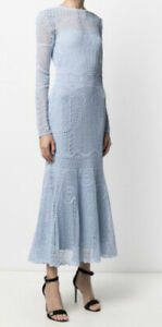 Alexander McQueen Lace Dress- New With Tags - RRP$3,480 AUD