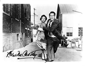 """McCarthy, Kevin - Signed Photo in """"Invasion of the Body Snatchers"""""""