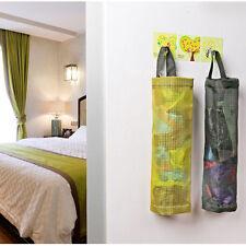 Maison courses accroche-sac support mural stockage Distributeur plastique