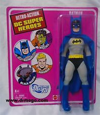 Batman Mattel Retro Action DC Superheroes