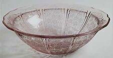 """Pink Cherry Master Bowl 8½"""" Round"""