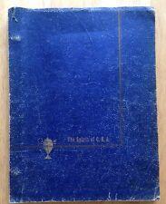 1941 CRAIGSVILLE HIGH SCHOOL YEARBOOK, THE SPIRIT OF CHS, CRAIGSVILLE, VA