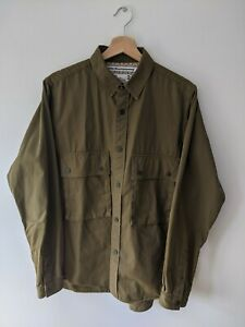 White Mountaineering military shirt, size 2, Made in Japan