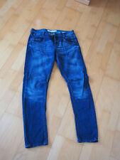 Jeans von s.oliver, dunkelblau, Gr. 36, L 32