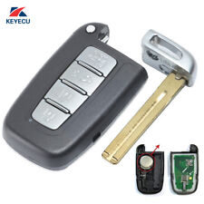 Smart Remote key Fob 4 Button 433MHz ID46 for Kia Soul Sportage 2011-2013