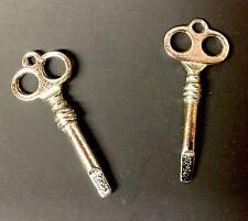 2 (1 Pair) Triangle Tip Piano Lock Keys