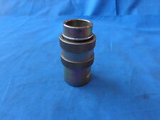 QUICK DISCONNECT HYDRAULIC COUPLER female steel  PARKER BRUNING # NS-501-8FP
