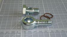 16MM BANJO FOR 12MM HOSE M16x1.5 BOLT FUEL OIL