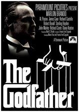 The Godfather Marlon Brando Al Pacino movie poster print 31