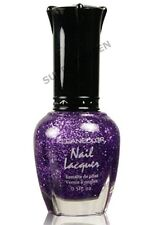 Kleancolor Collection Nail Polish # 180 Diamond Purple 5 fl.oz