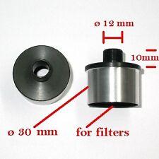 Raccordo Microscopio 30mm Adapter Web Cam - ID 2434