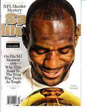 July 1, 2013 Lebron James Miami Heat NBA Champs Sports Illustrated NO LABEL A