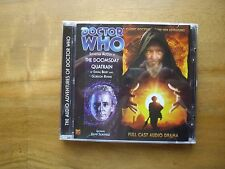 Doctor Who The Doomsday Quatrain, 2011 Big Finish audio book CD