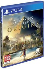PS4 ASSASSIN'S CREED ORIGINS  ITALIANO PLAYSTATION 4 NUOVO ASSASSIN'S CREED PS 4