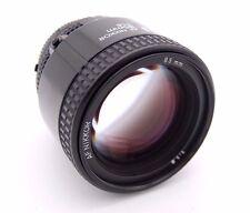 Nikon AF Nikkor 85mm f/1.8D STANDARD LENS