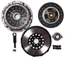 QSC Stage 1 Organic Clutch Flywheel Kit Eclipse 00-05 GT GTS Spyder 3.0L V6