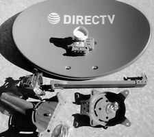 KIT DIRECTV SLIMLINE SATELLITE DISH KA/KU Antenna + KA/KU 3 LNB + FREE GIFTS!!!!