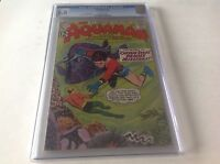 AQUAMAN 2 CGC 6.0 HARD TO FIND EARLY AQUAMAN AQUALAD DC COMICS