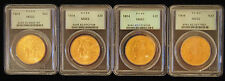 MS62  C 1904 $20.00 PCGS  GOLD LIBERTY PRICE FOR 1 COIN ONLY 4 AVAILABLE