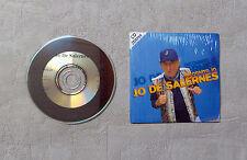 """CD AUDIO MUSIQUE / JO DE SALERNES """"INCOGNITO JO"""" CD SINGLE 2T 1995 PROMO"""