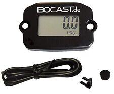 BOCAST Drehzahlmesser und Betriebsstundenzähler für Außenborder Honda Yamaha etc