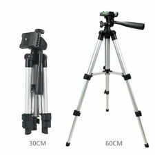 Camera Tripod Stand Holder Mount iPhone Cell Phone Outdoor Selfie Photography