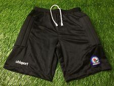 BLACKBURN ROVERS ENGLAND 1998-2000 FOOTBALL SHORTS GOALKEEPER UHLSPORT ORIGINAL