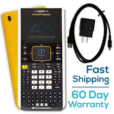 Ti-Nspire CX EZSpot Graphing Calculator by Texas Instruments