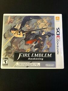 Fire Emblem: Awakening (3DS, 2013) Complete