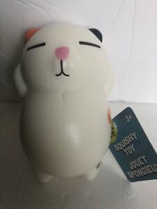 """JUMBOW Cute 5"""" """"WHITE GHOST"""" Slow Rising Squishes Scented TOY Gifts"""