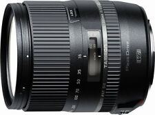 TAMRON 16-300mm F/3.5-6.3 Di II VC PZD MACRO Model B016 Lens for CANON Japan New