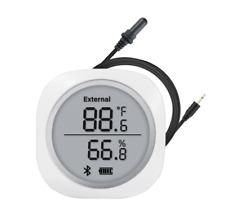 More details for inkbird bluetooth temperature humidity data logger record probe sensor screen uk