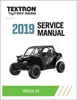 Textron Havoc X 1000 EPS Service Repair Maintenance Shop Manual 2018-2019