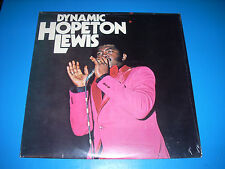 HOPETON LEWIS Dynamic Dragon LP 5008 SEALED UK Import Reggae NOS