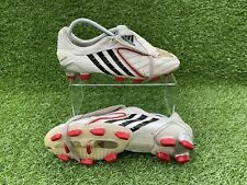 Adidas Predator Powerswerve Football Boots [2008 Very Rare] FG UK Size 8